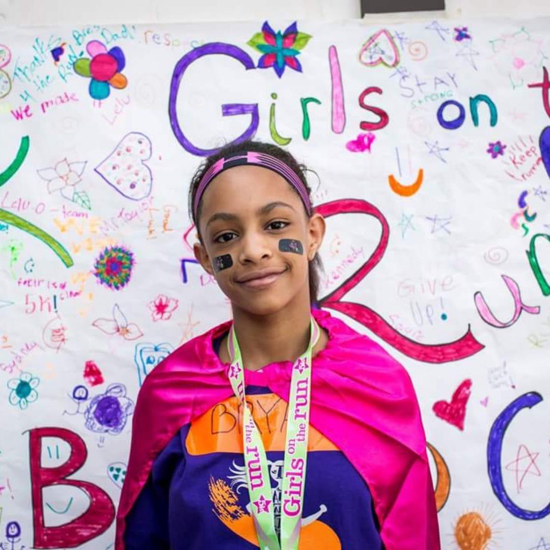 Girls on the Run DFW, Run for Her Virtual 5K