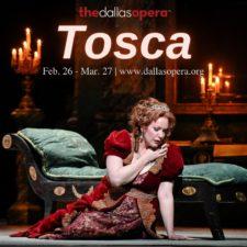 Tosca, The Dallas Opera