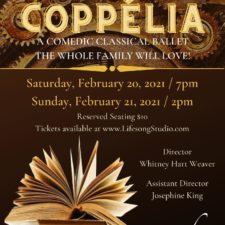 Coppélia, Lifesong Ballet Company