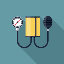 hypertension and blood pressure monitor