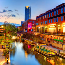 bricktown in oklahoma city