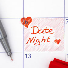 calendar reminder for date night