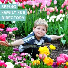 Spring Family Fun Directory