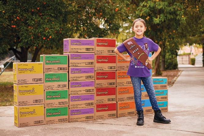 Girl Scout History Exhibit