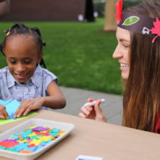 sensory friendly days in the garden, Nasher
