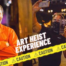 Art Heist Experience: A True Crime Walking Theater Event