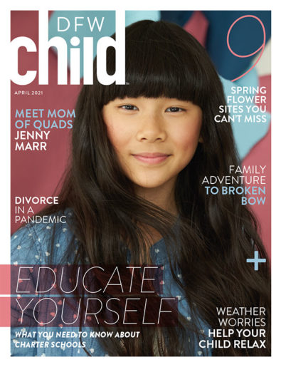 DFWChild April 2021 Issue
