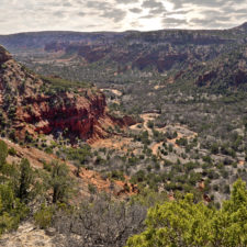 caprock canyons for state parks