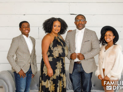 nikki moses with her family