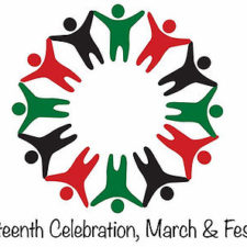 Juneteenth Celebration, March & Festival