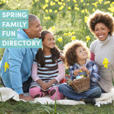Spring Family Fun Directory ad