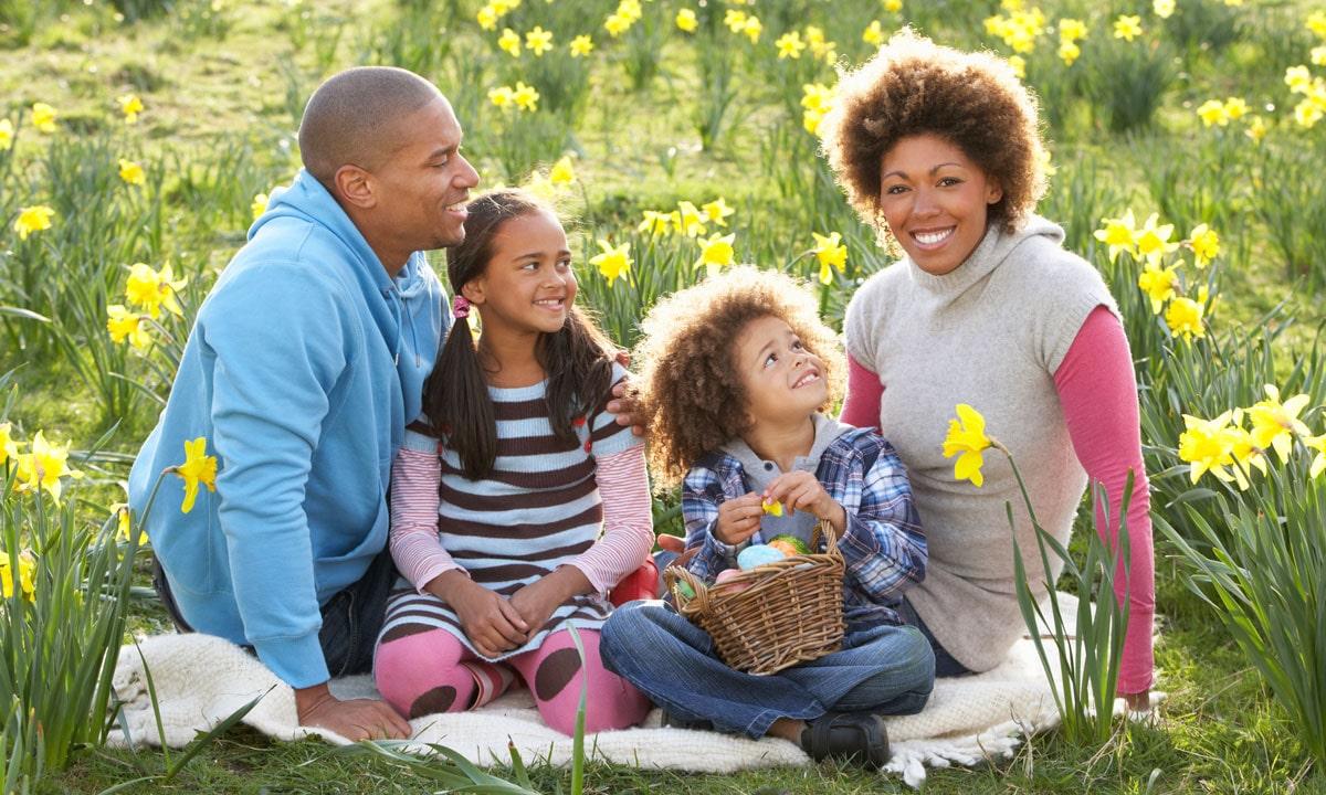 Spring Family Fun Part II