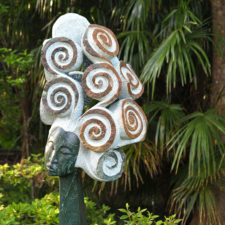 Summer at the Arboretum Features the Popular ZimSculpt, an Exhibition of Contemporary Zimbabwean Stone Sculptures
