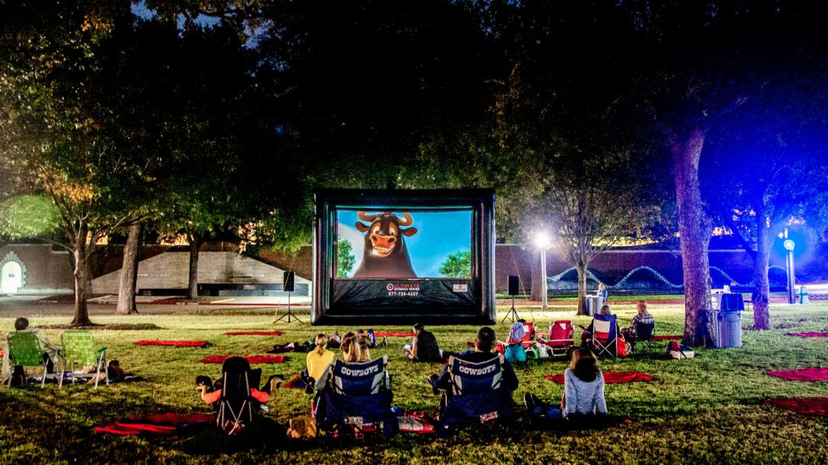 Meadows Museum movie night