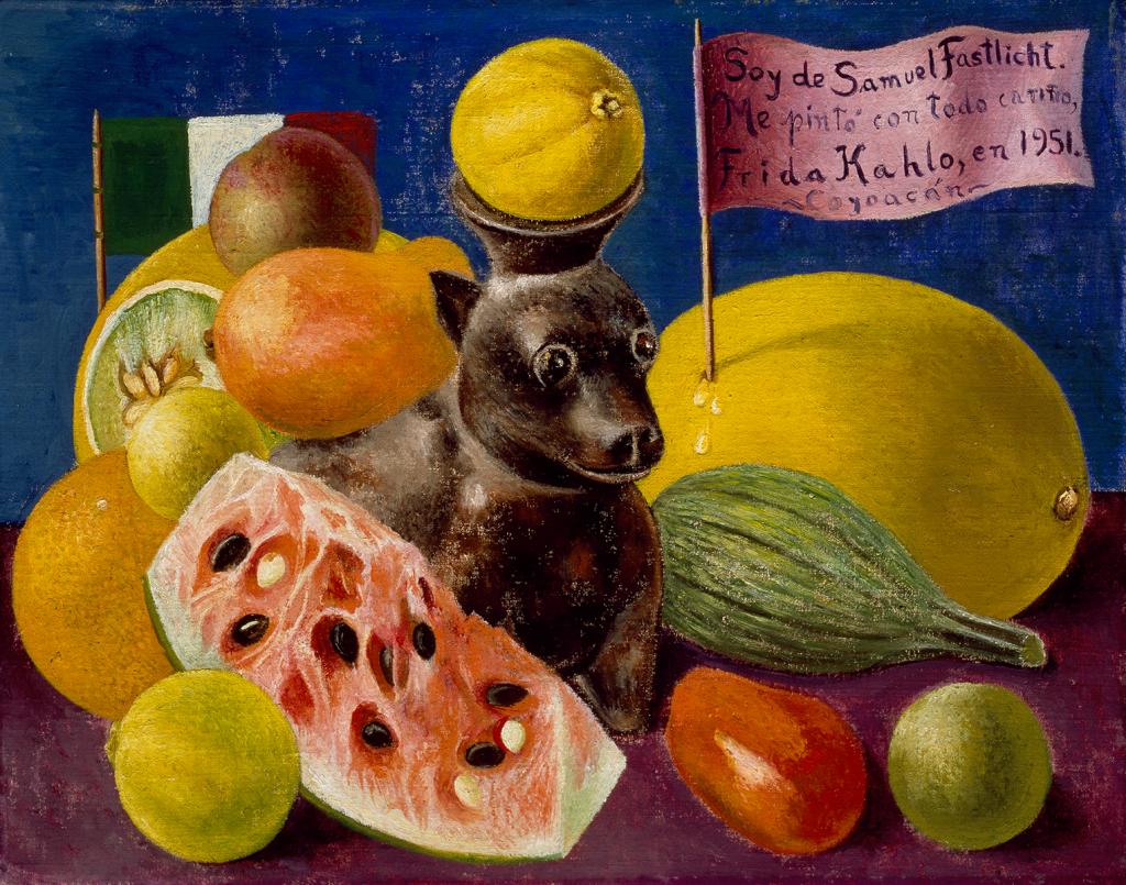 Frida Kahlo: 5 Works, DMA