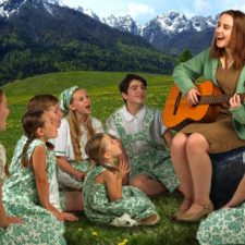 THE SOUND OF MUSIC (Artisan Theater Center) Photo Credit: Chris Gallego Wong