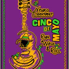 Neuro Assistance Foundation, Cinco de Mayo Run, Walk & Roll