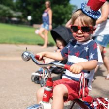 Town of Flower Mound Independence Day Children's Parade