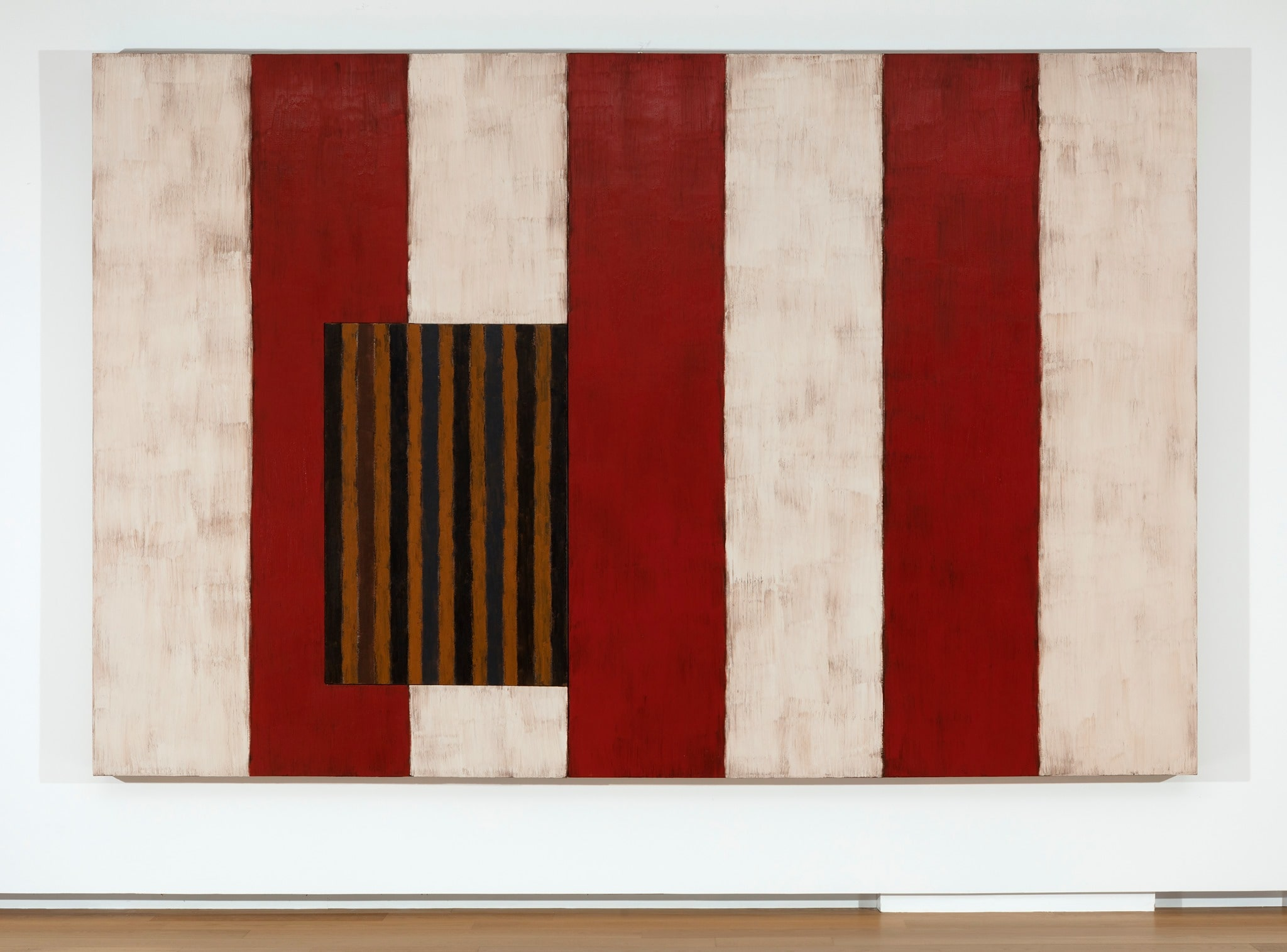 Sean Scully: The Shape of Ideas, at The Modern Art Museum of Fort Worth