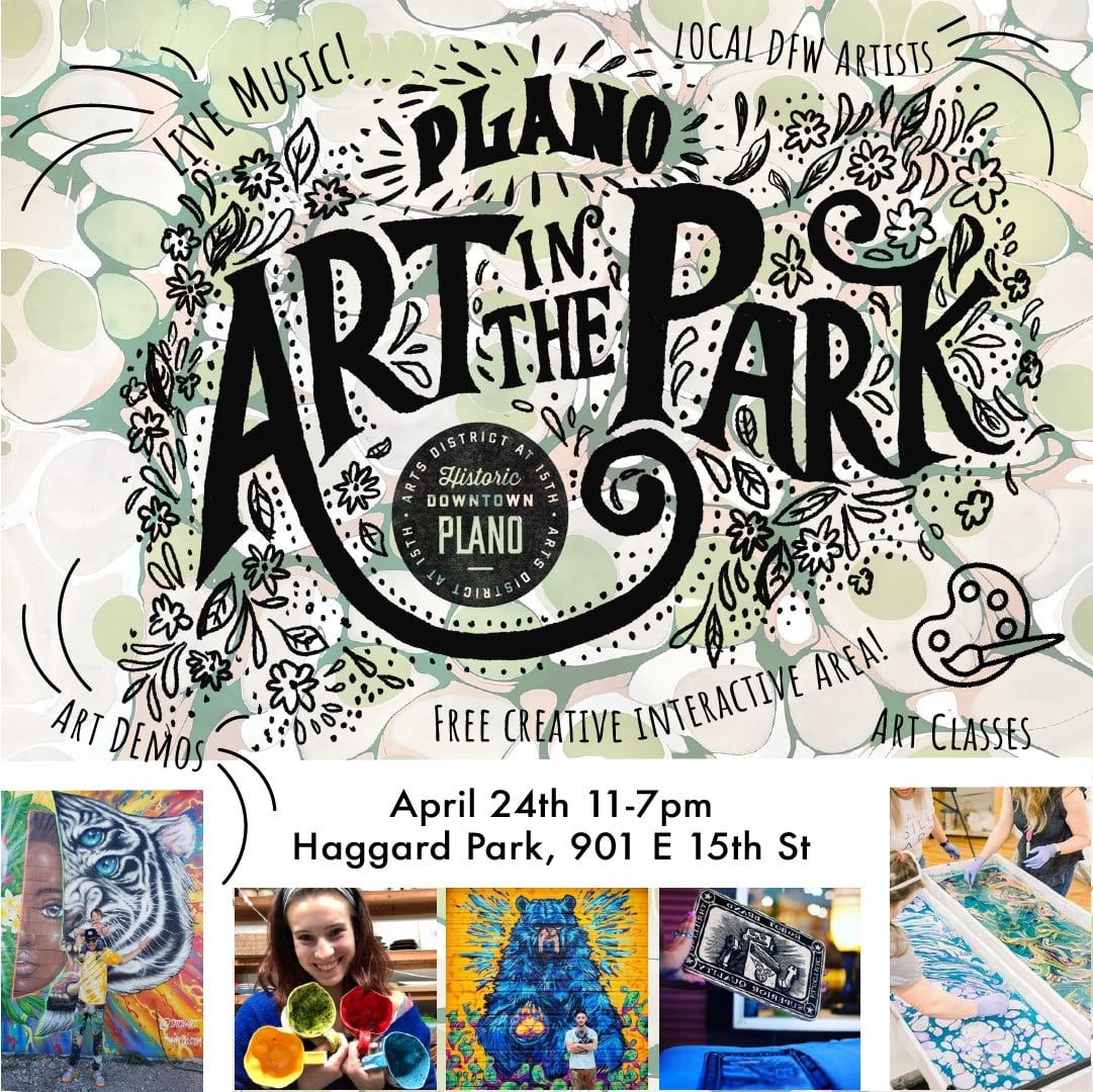 Plano Art in the Park