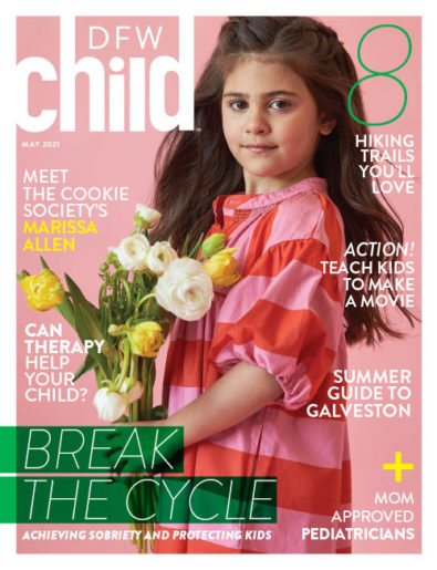 DFWChild May 2021 issue