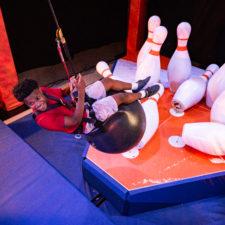 Nerf Challenge, Kilburn Live