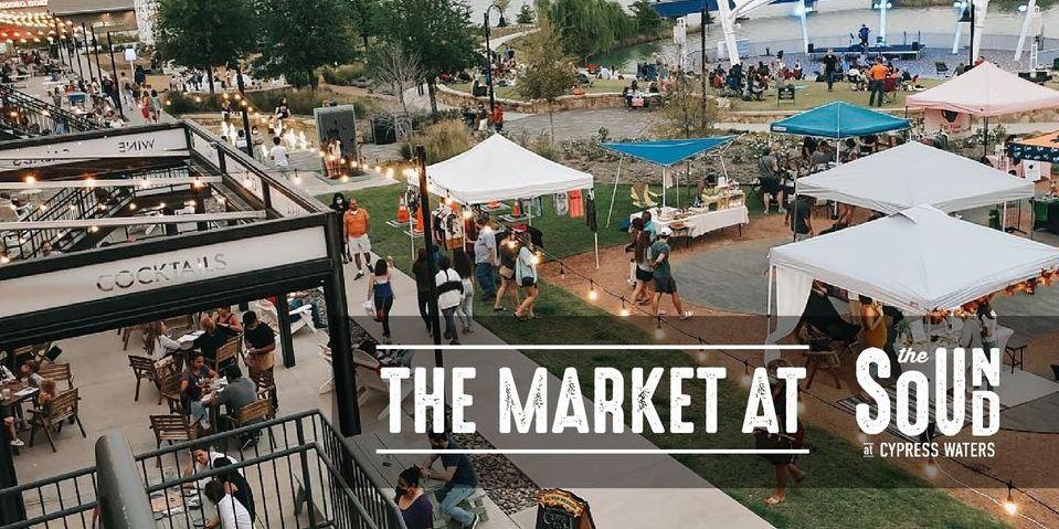 The Boho Market event