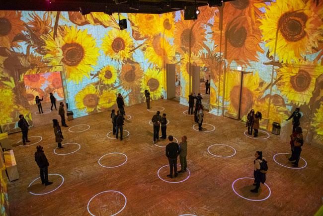 Immersive Van Gogh Dallas
