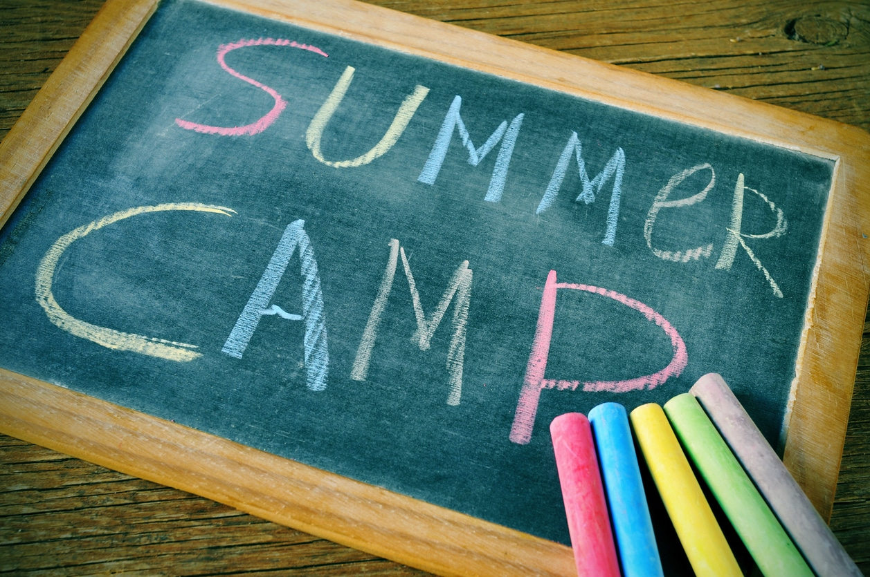 quiz for best camps for kids