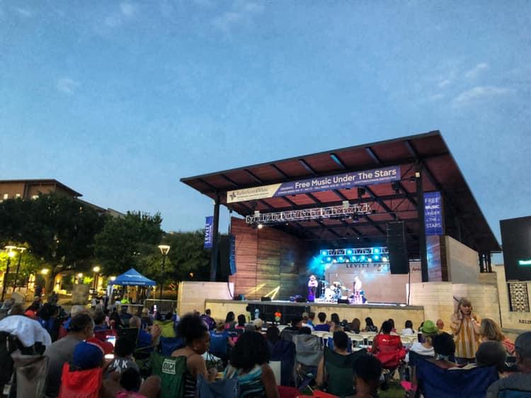 Levitt Pavilion Summer Music Series