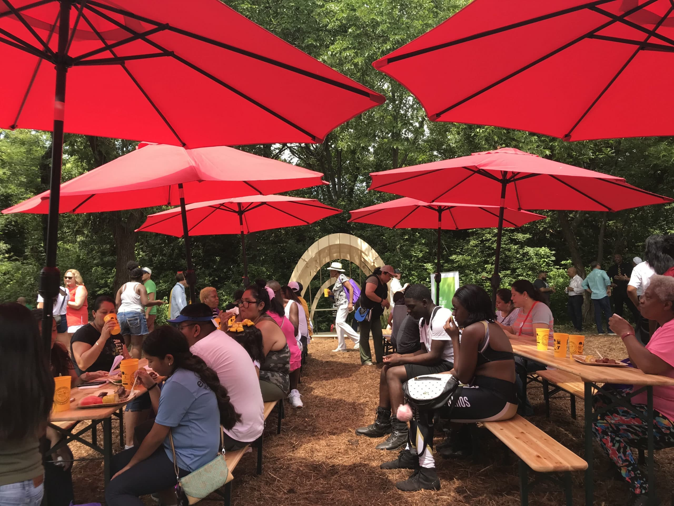 MLK Food Park, Better Block Foundation