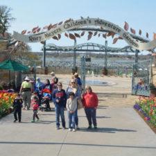 Kelley Family Days at Rory Meyers Children's Adventure Garden