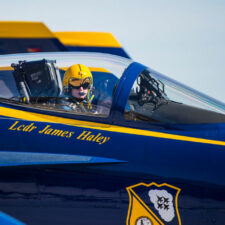 U.S. Blue Angels, Bell Fort Worth Alliance Air Show