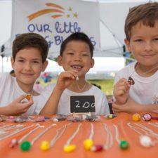 Acton Children's Business Fair at Frisco Fresh Market