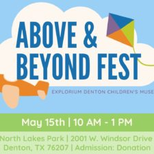 Explorium Denton Children's Museum, Above & Beyond Fest