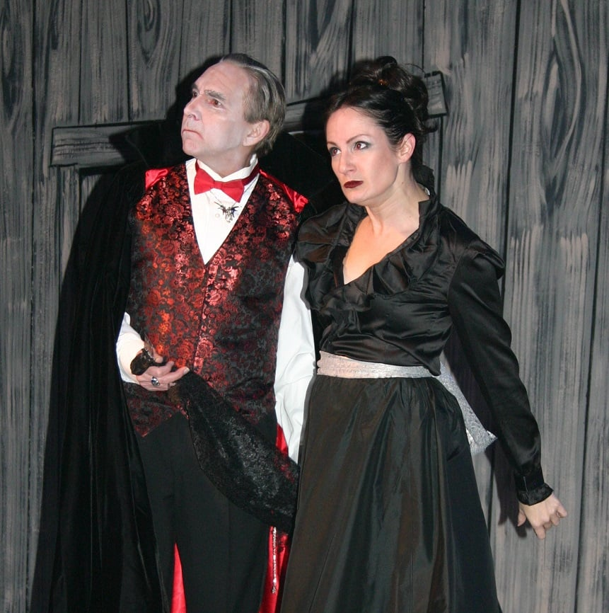 Drac in the Saddle Again, Pocket Sandwich Theatre