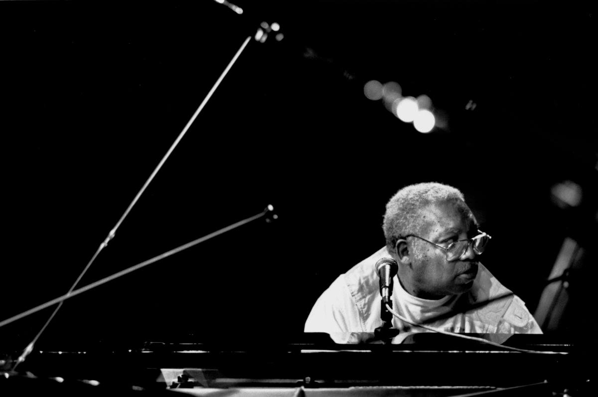 Ellis Marsalis Tribute with Terence Bradford & Congo Square