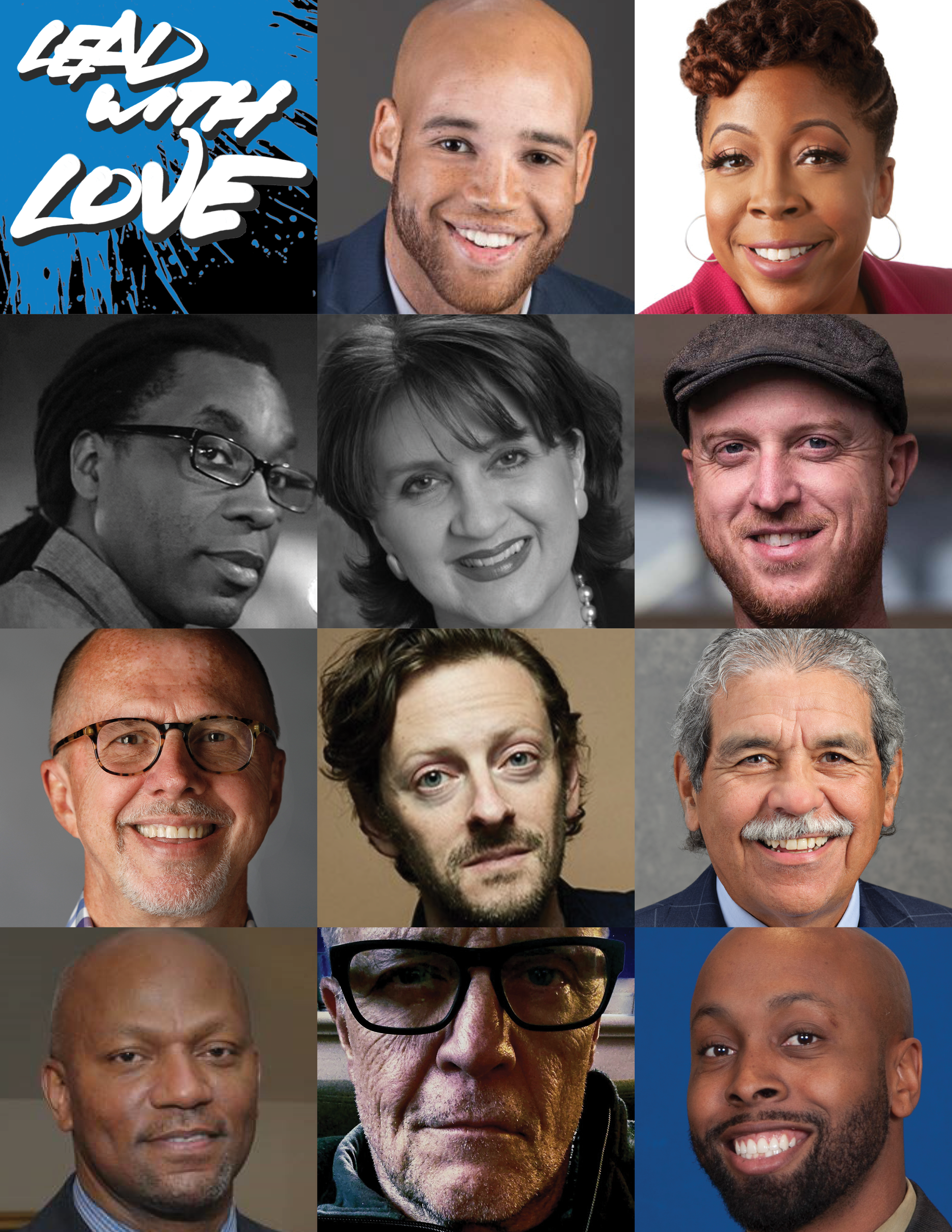 Lead with Love, Dallas Love Field