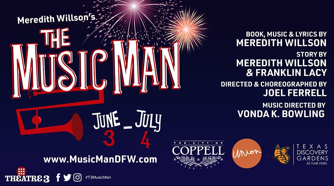 Theatre Three, The Music Man