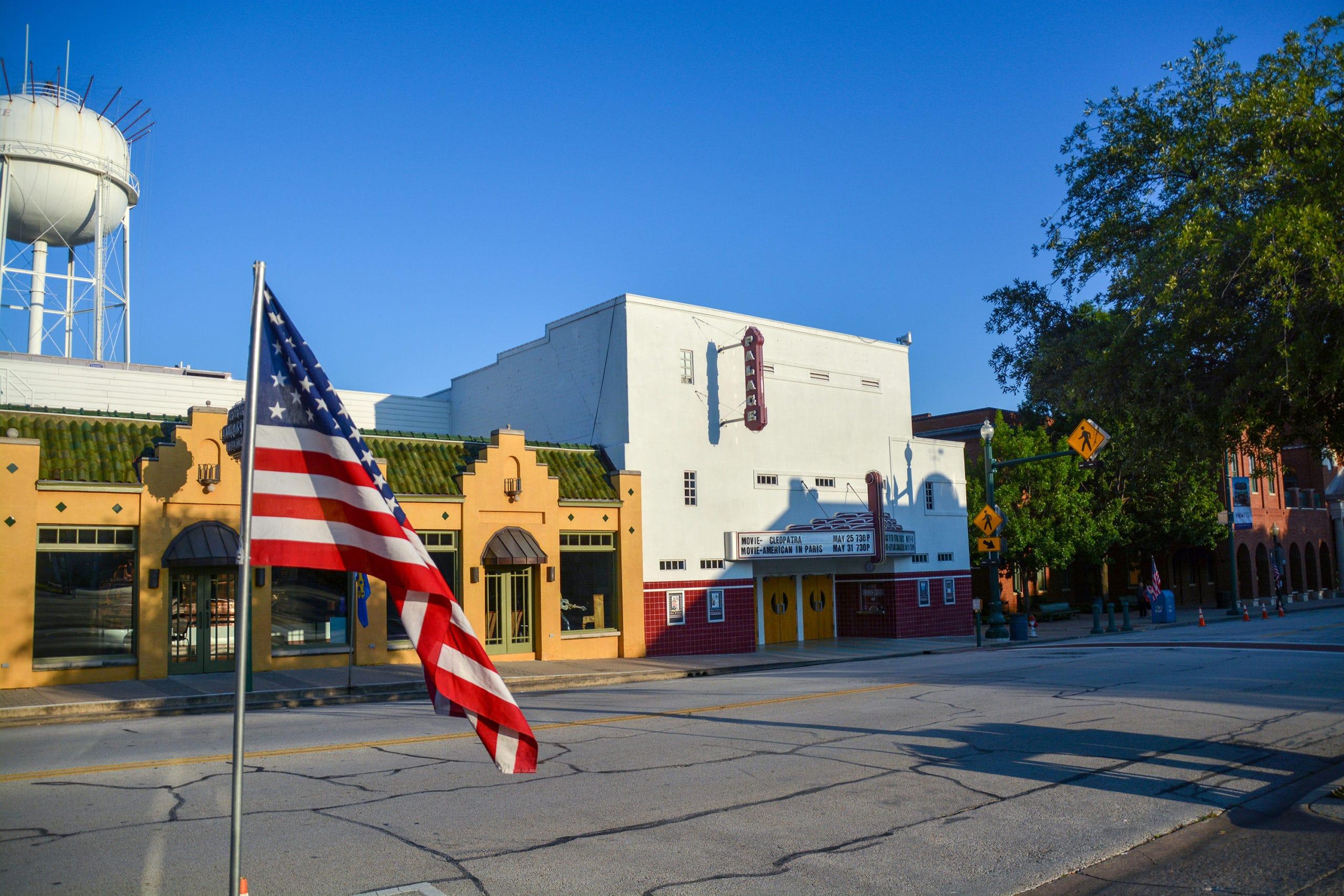 Grapevine Palace Theatre