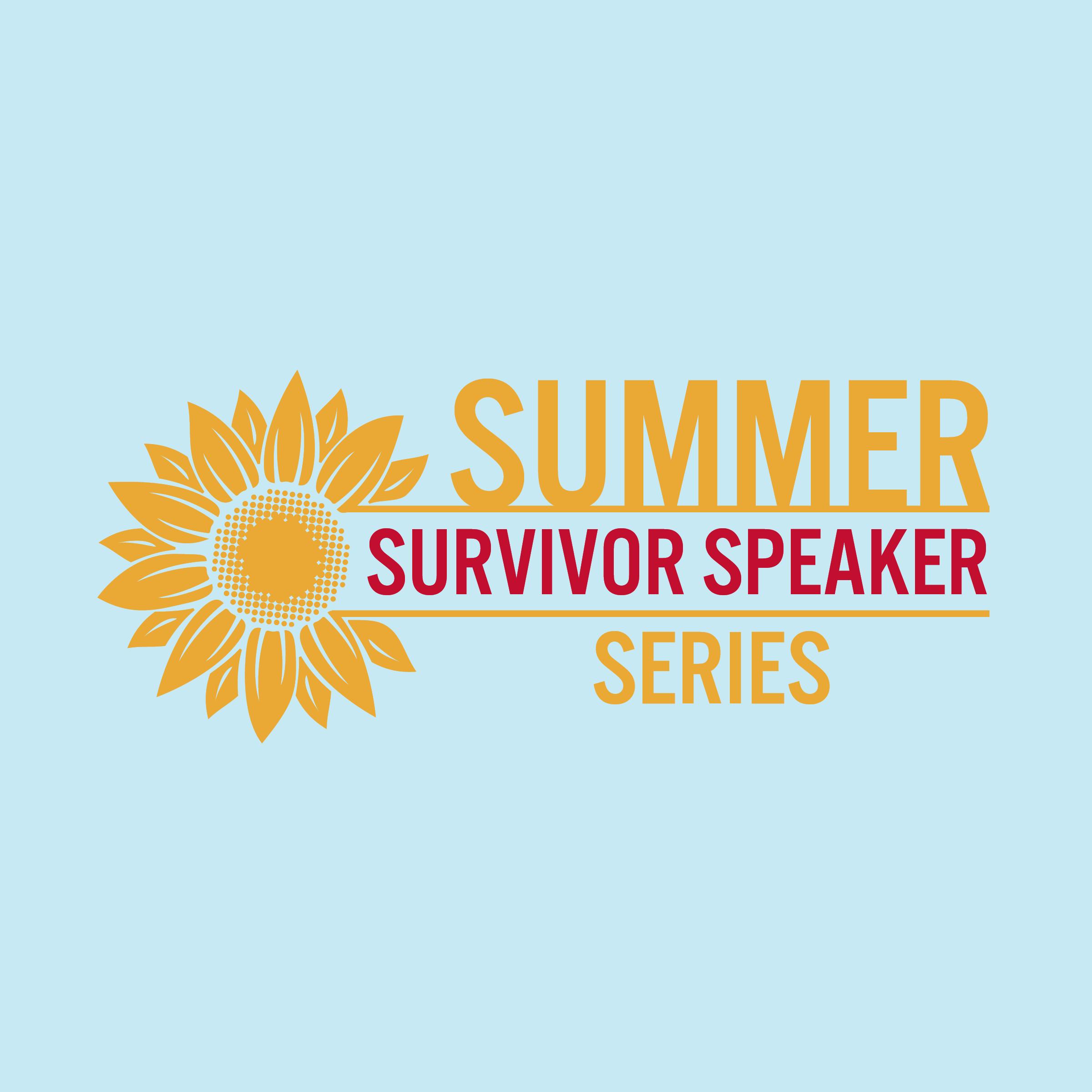 Summer Survivor Speaker Series, Dallas Holocaust & History Museum