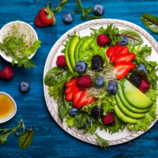 spring and summer salad recipes