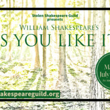 Stolen Shakespeare Guild: As You Like It