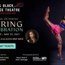 Dallas Black Dance Theatre's Virtual Spring Celebration