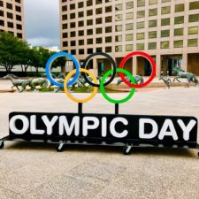 Irving-Las Colinas Olympic Day Celebration
