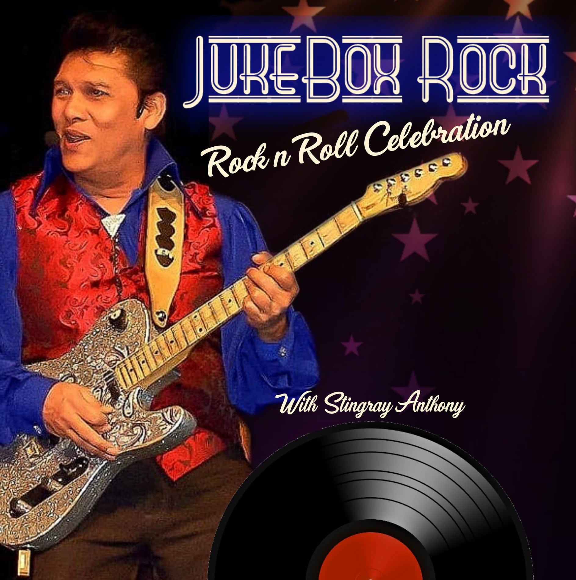 Jukebox Rock, presented by Tribute Masters