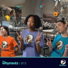 The Whynauts, Perot Museum of Nature and Science