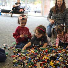 Plano Public Library, LEGO