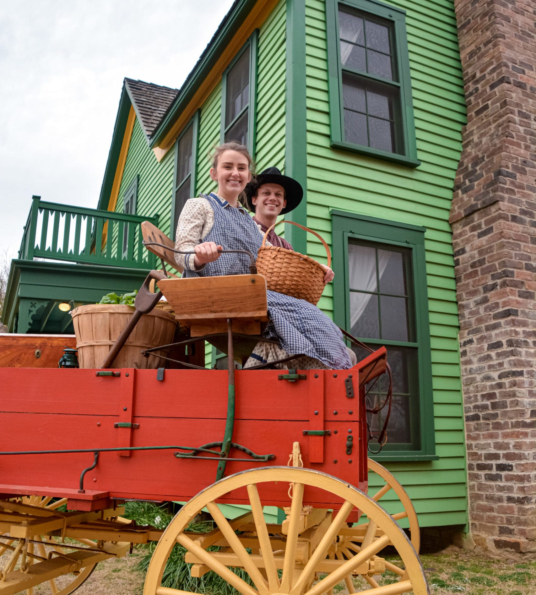 nash farm texas history