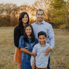 maribel lozano and her family